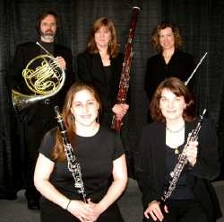 Benedictine Faculty Woodwind Quintete