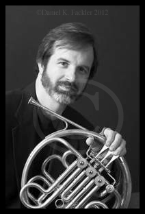 Mozart Horn Concerto: Illinois and Ohio soloist Fackler
