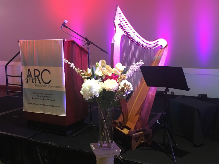 ARC Recovery Services, benefit gala 2019 ~ Akron, Ohio