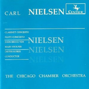 discography: Daniel Fackler: Chicago Chamber Orchestra